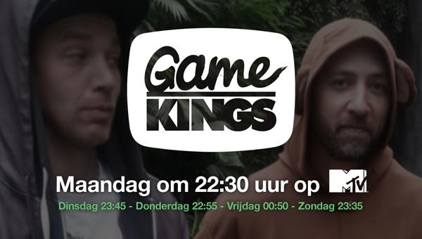 Kijk vanavond om 22:30 de Gamekings Apen Aflevering op MTV!