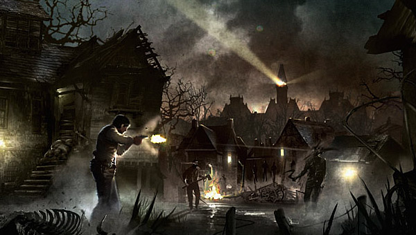 De eerste blik op The Evil Within