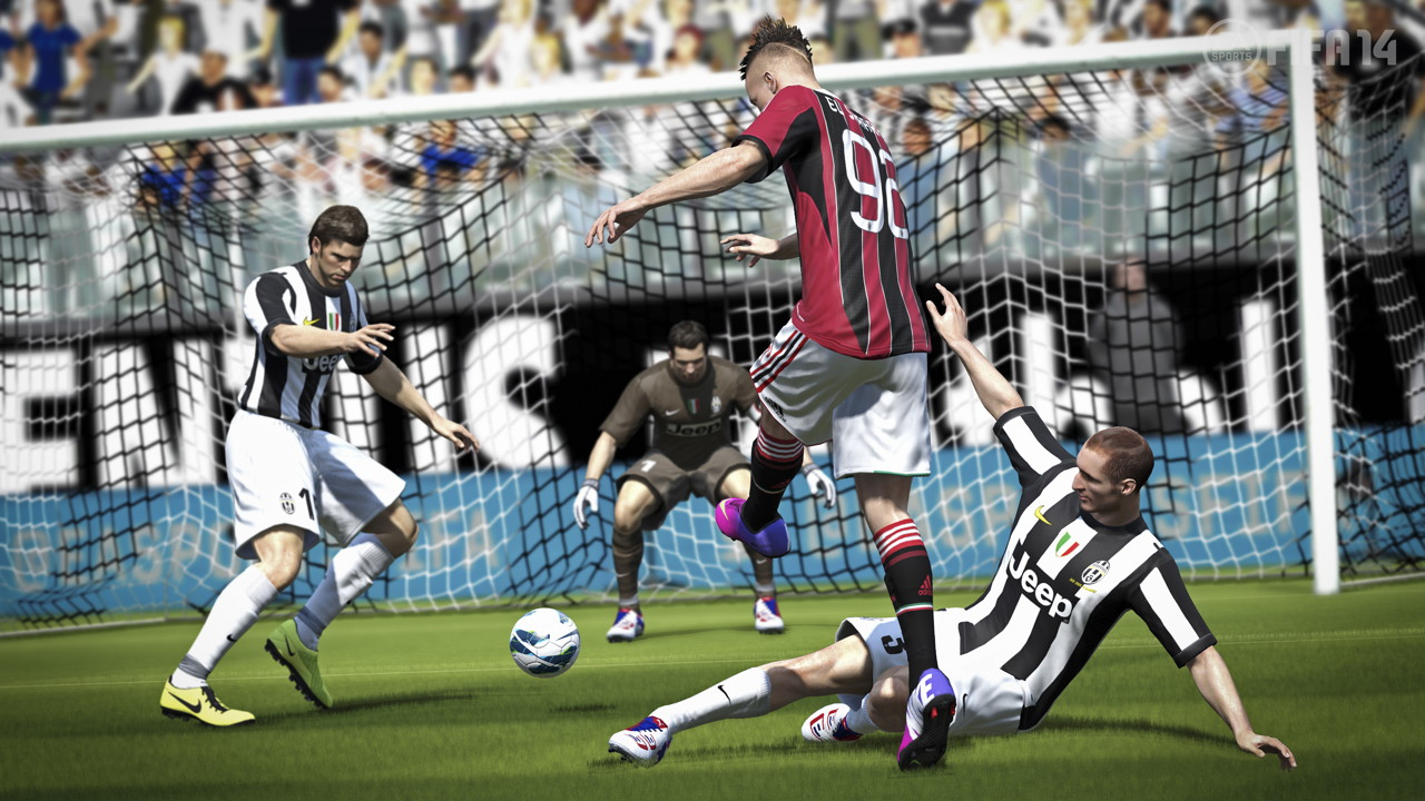 Fifa 14 Next-Gen Review