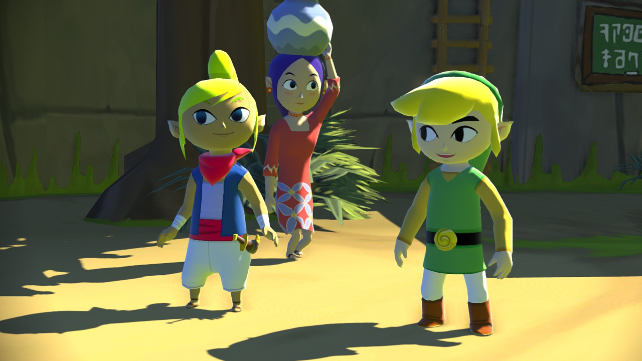 The Legend of Zelda: The Wind Waker HD E3 2013 Preview
