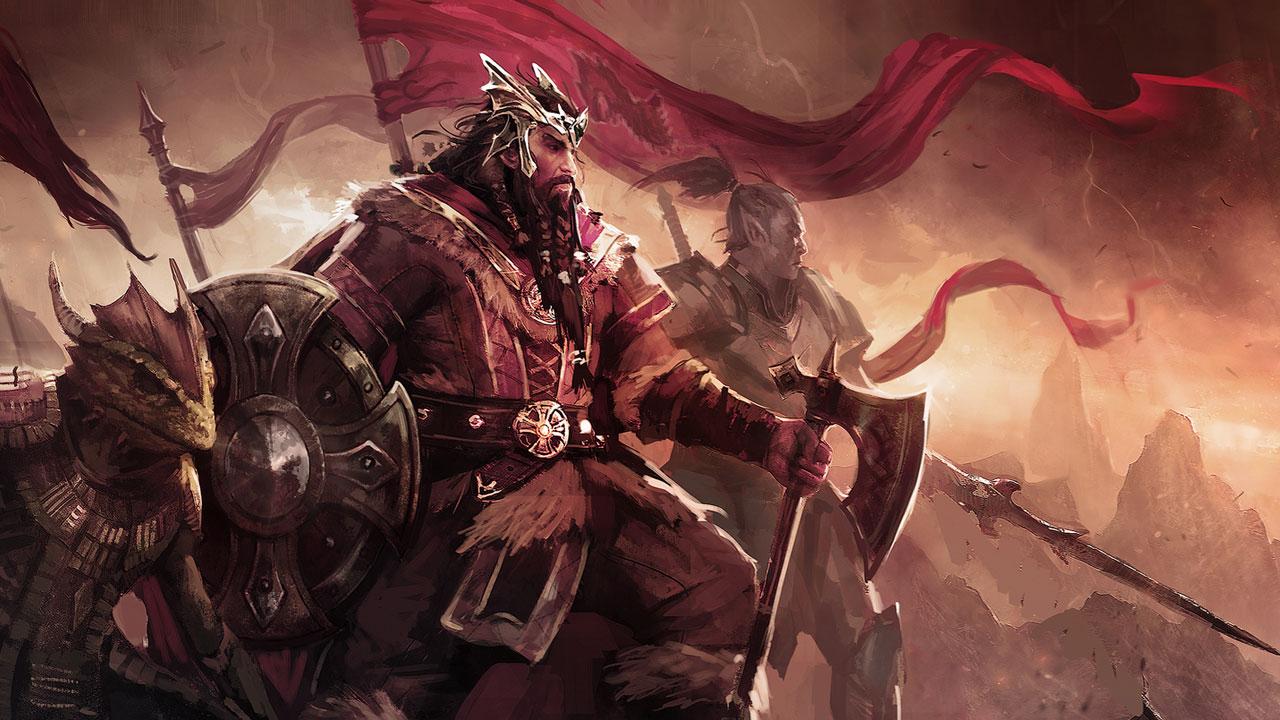 Gamekings Aflevering 1 met The Elder Scrolls Online