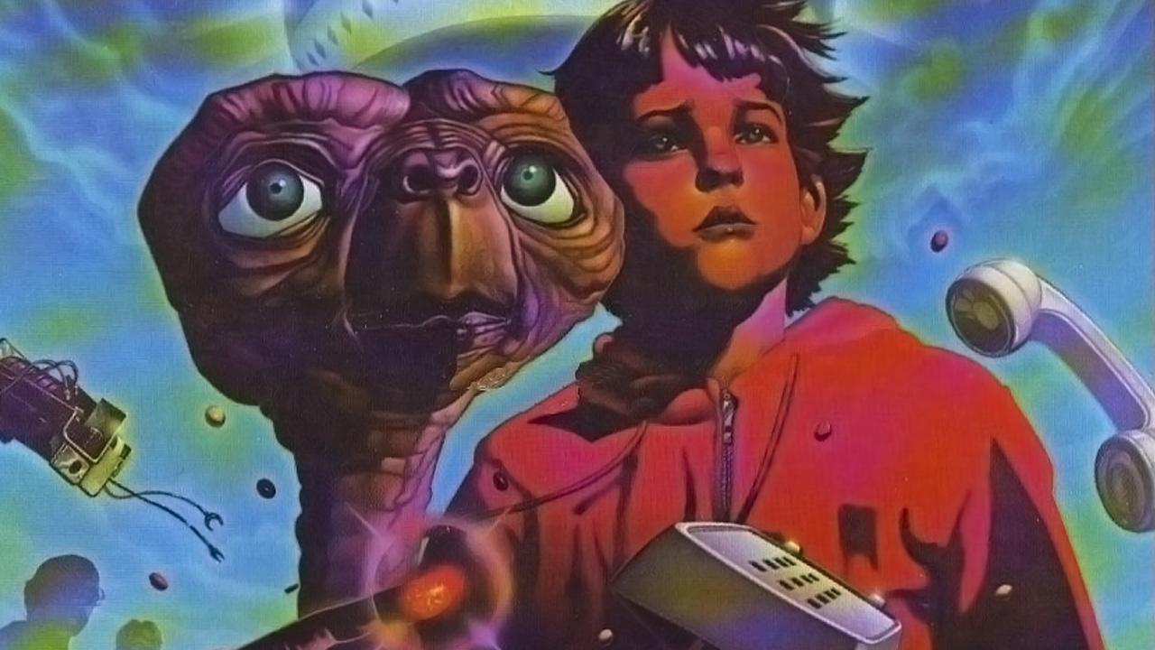 De game en het verhaal: E.T. the Extra-Terrestrial