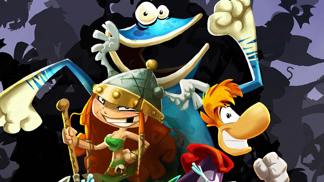 Rayman Legends Wii U Hands-On