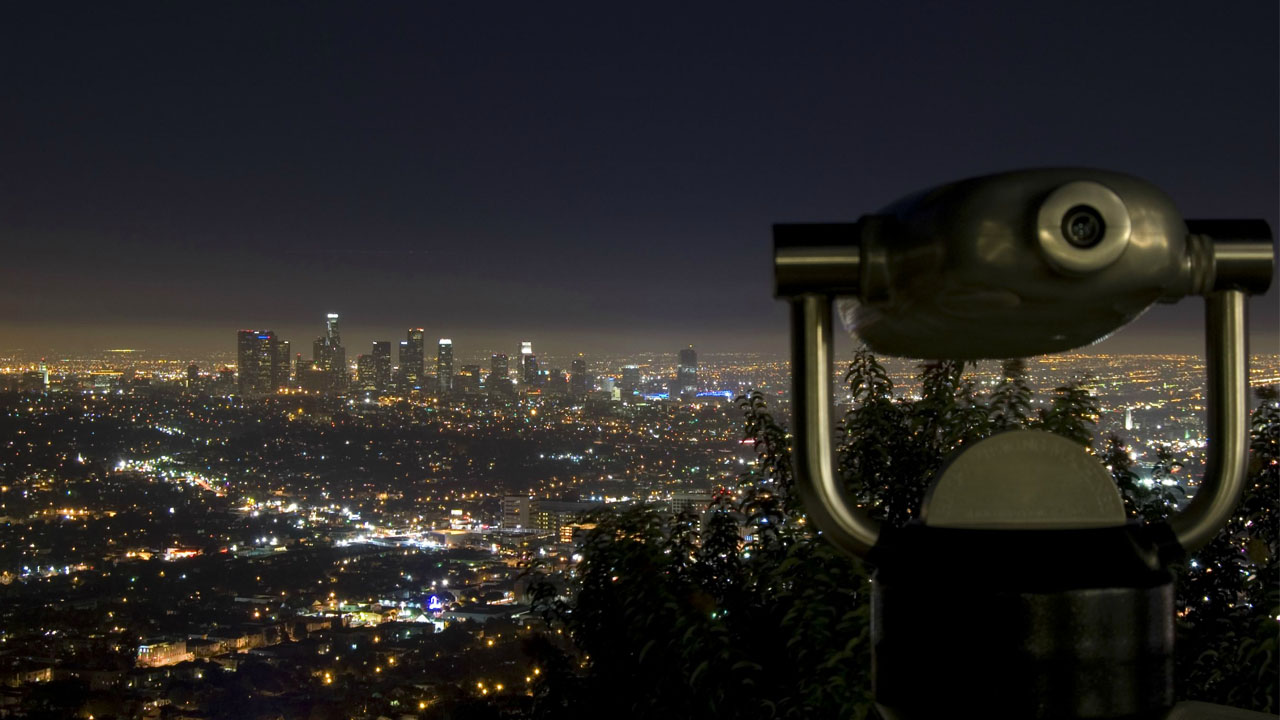 GTA V Los Angeles trip dagboek