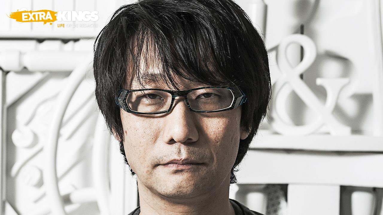 Gamekings Extra: Kojima stuurt vreemde tweets