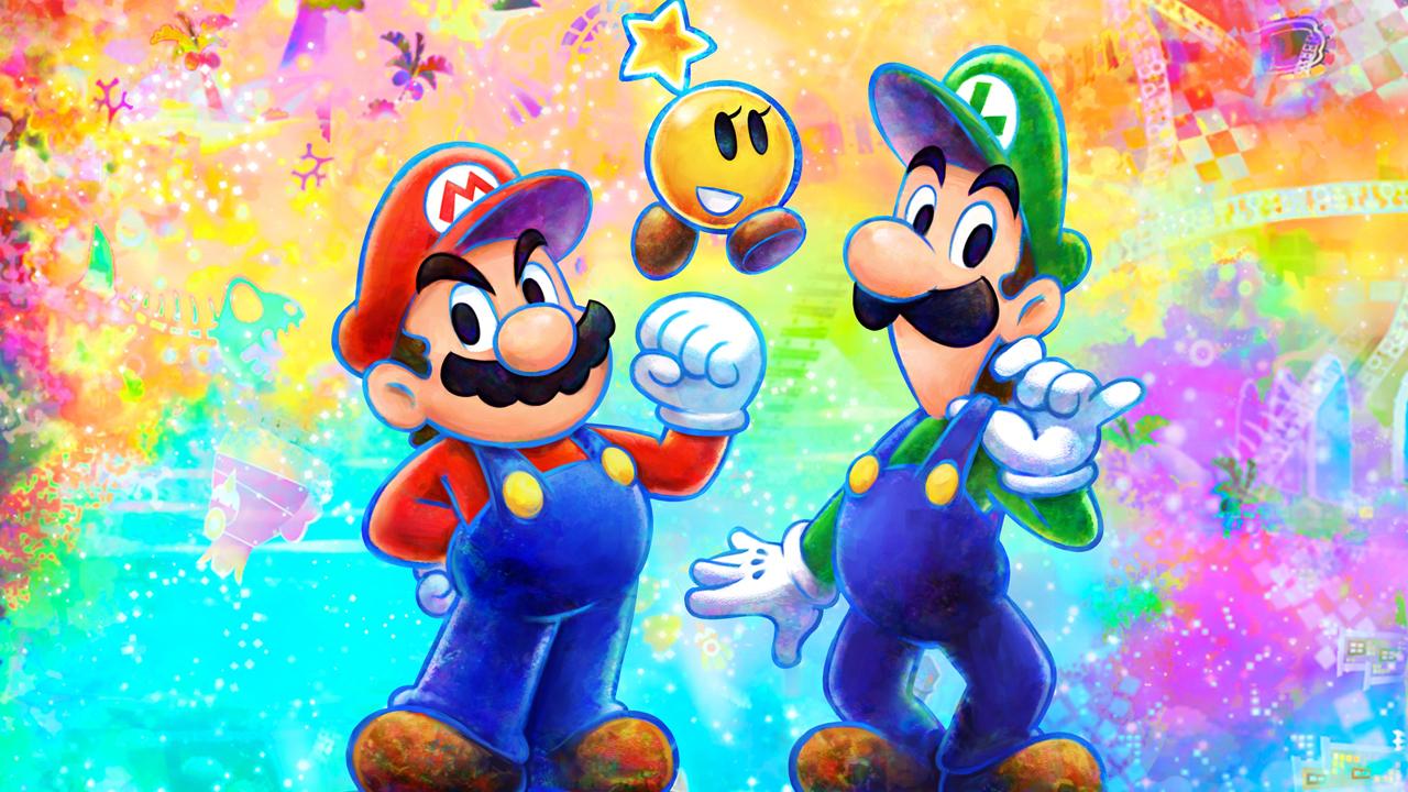 Mario and Luigi: Dream Team Bros. Review