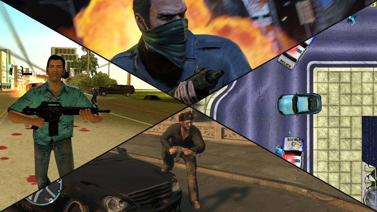 De game en het verhaal: Grand Theft Auto