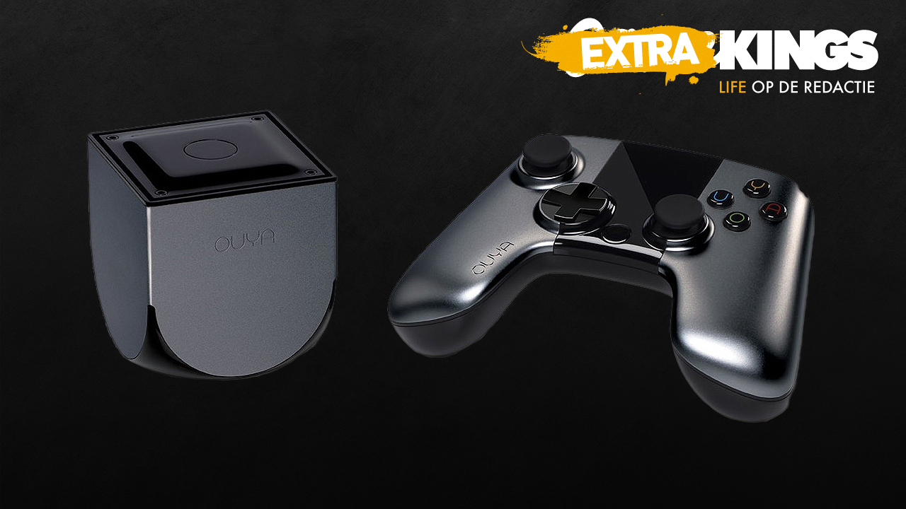 Gamekings Extra: Boris heeft een Ouya update