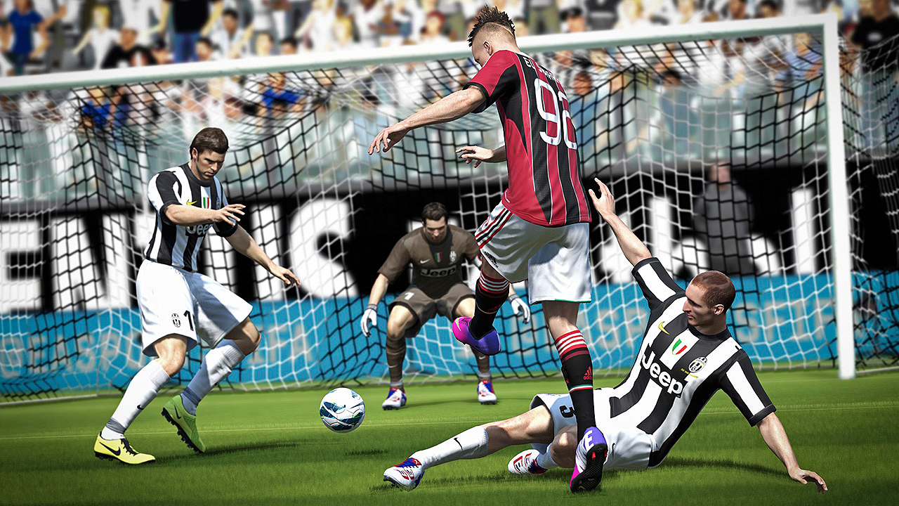 FIFA 14 Hands-on