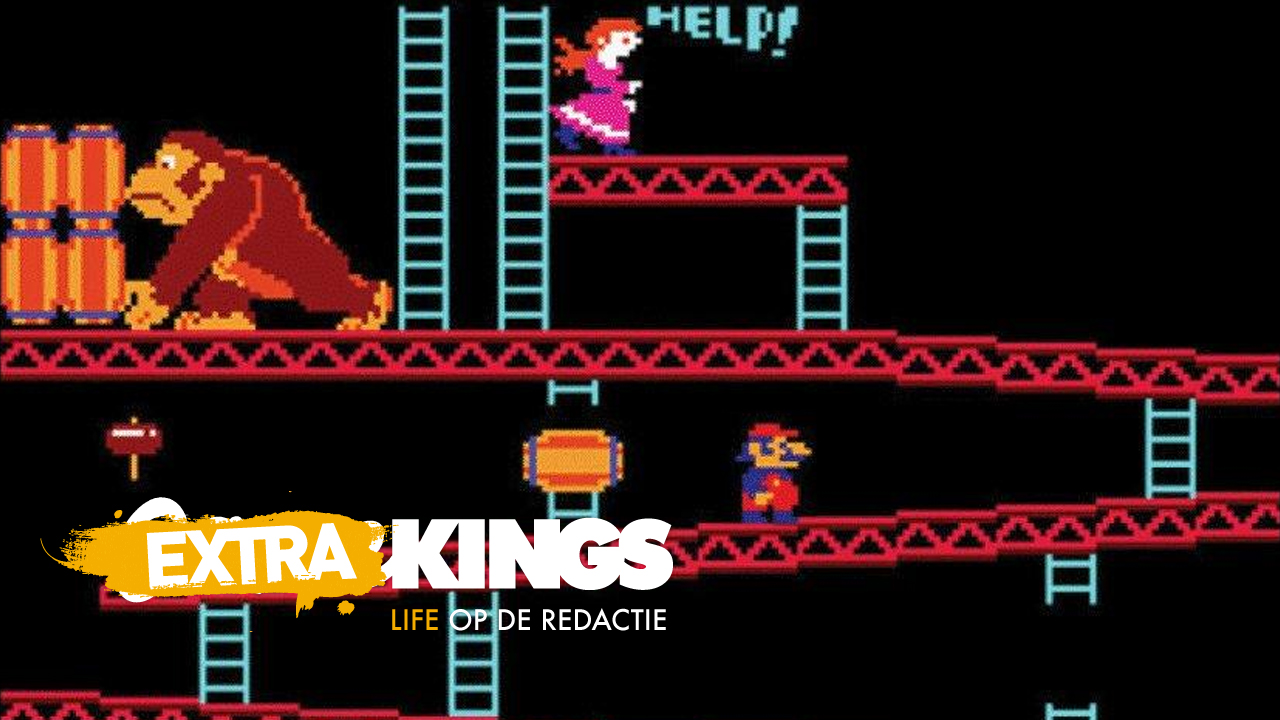 Gamekings Extra: Throwback Thursday over Donkey Kong #TBT