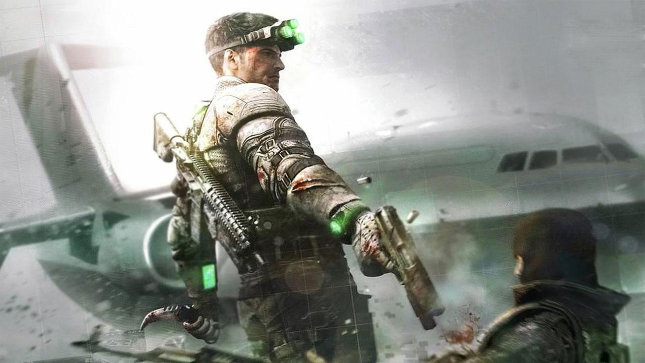 Gamekings aflevering 8 met Splinter Cell: Blacklist