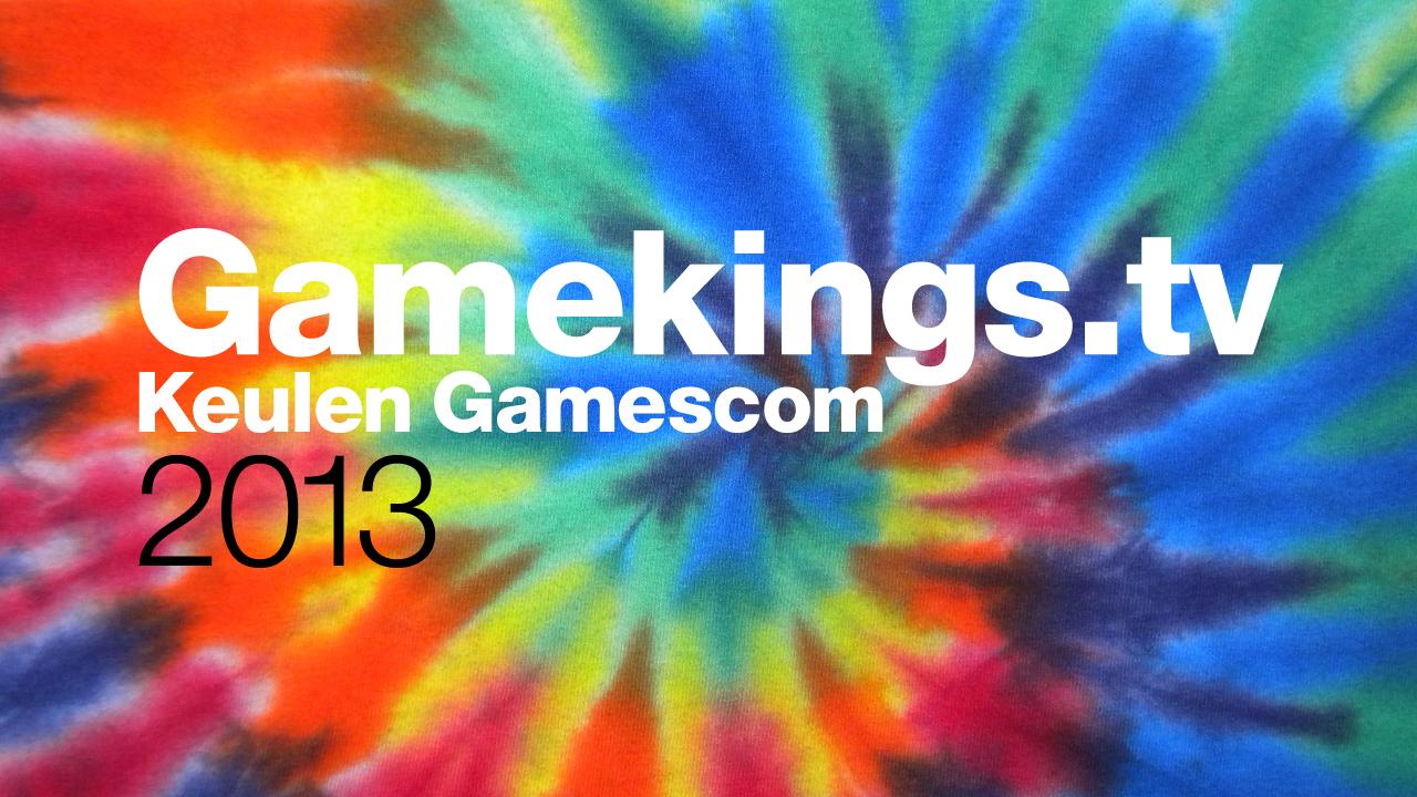 Gamekings Gamescom 2013 Sony-persconferentie Livestream