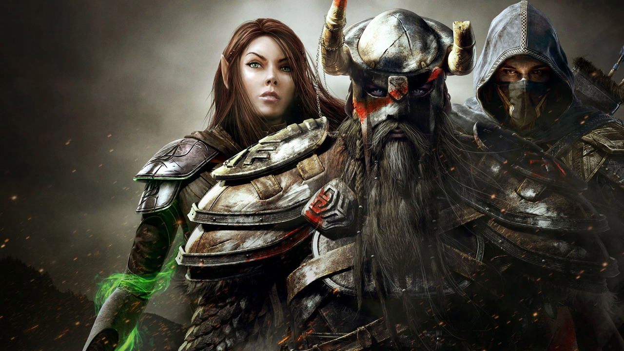 Matt Firor over The Elder Scrolls Online