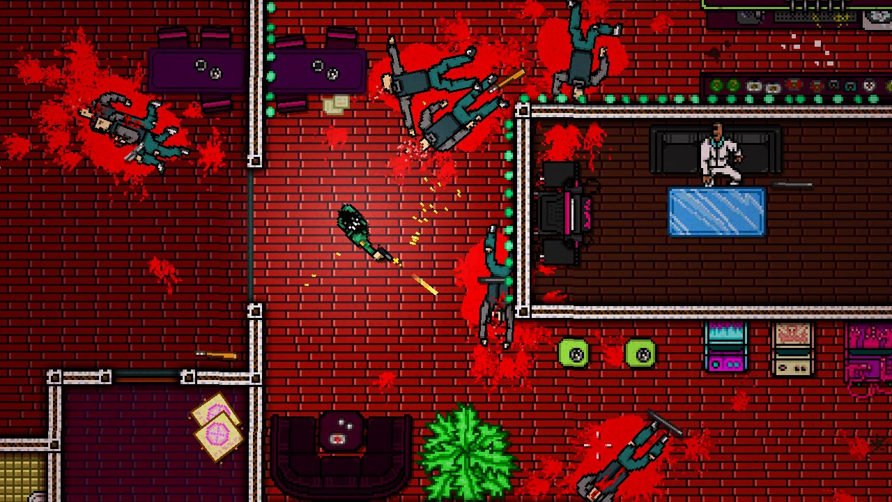 Hotline Miami 2: Wrong Number Interview