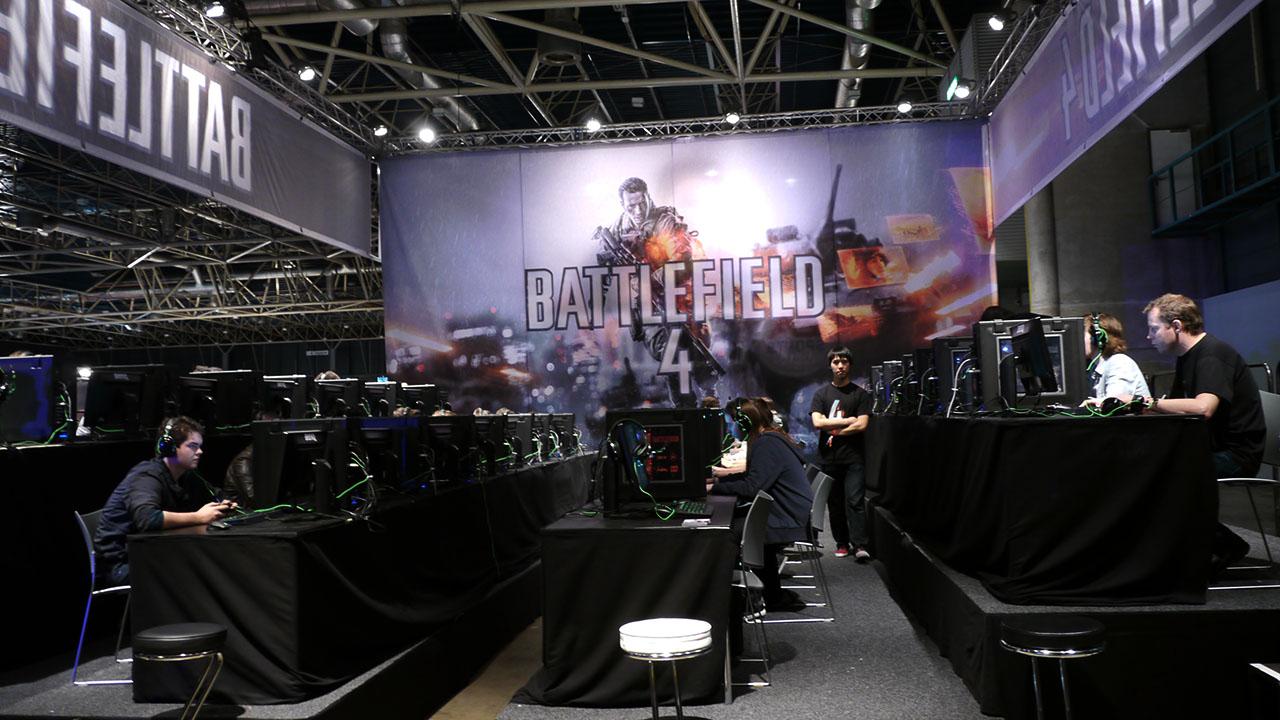 Firstlook TV dag 2 met Battlefield 4
