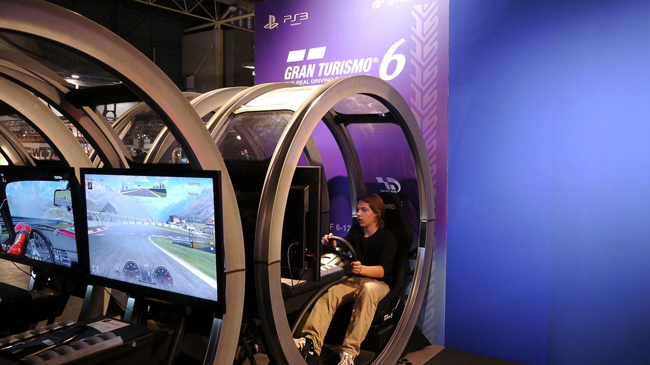 Firstlook TV dag 2 met Beyond: Two Souls en Gran Turismo 6
