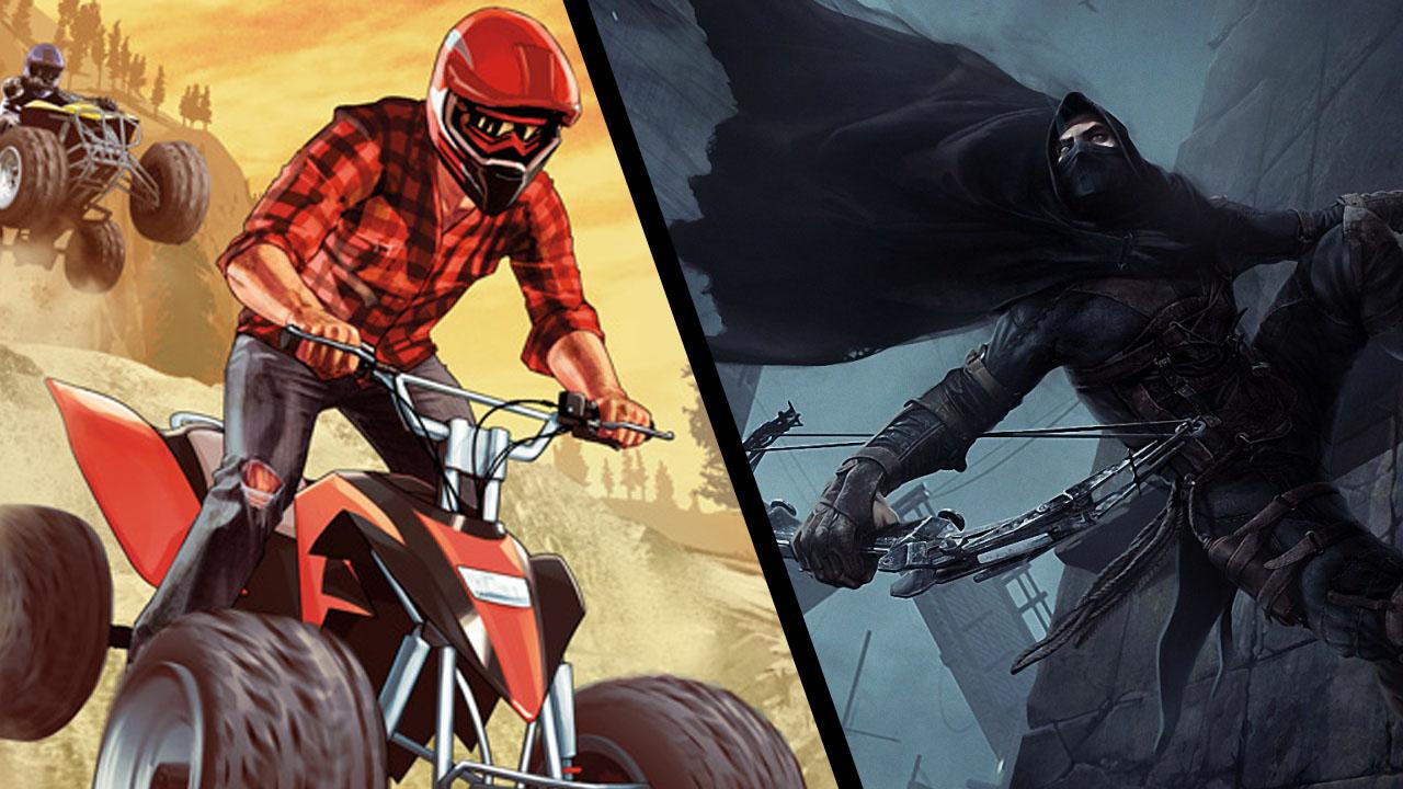EvdWV met GTA Online en Thief