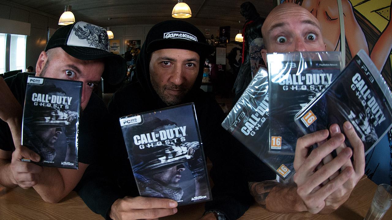 Brievenmaandag met Call of Duty: Ghosts