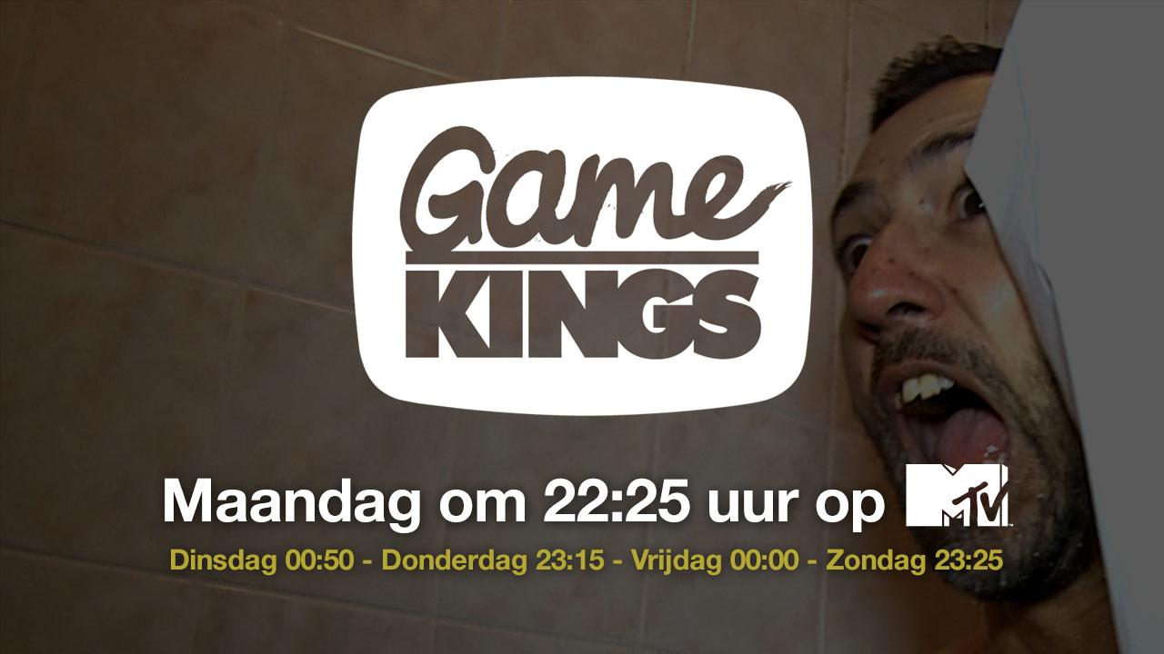 Check vanavond om 22:25 de Gamekings Studio aflevering op MTV!