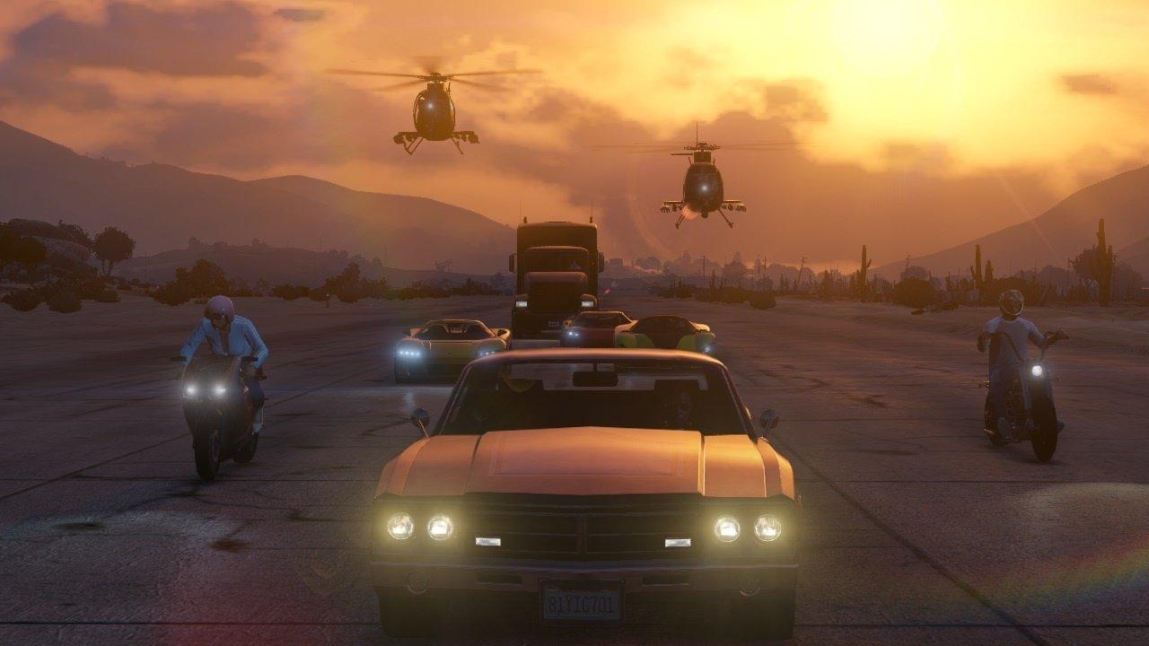 GTA Online Update met Capture en Deathmatch