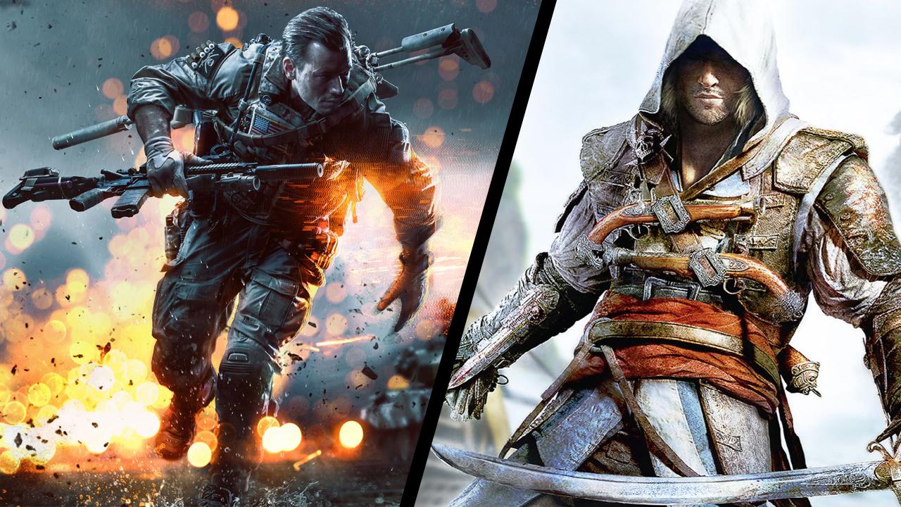 Kerstprijsvragen van EA en Ubisoft