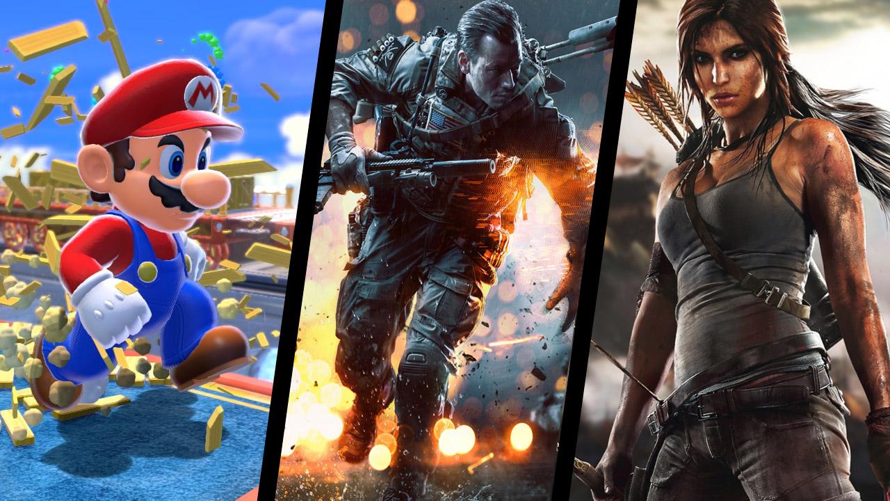 Gamekings-Kijkers Top 10 Games 2013