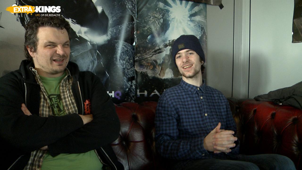 Gamekings Extra: Thijs en Vasco spelen 3D Classics op de Nintendo 3DS