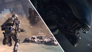 EvdWV met Titanfall en Alien: Isolation