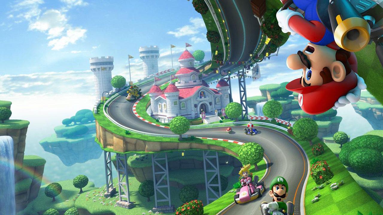 Is Mario Kart 8 de system seller voor de Wii U?