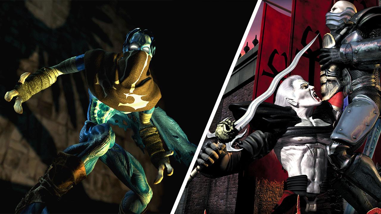 Retrokings over Legacy of Kain: Soul Reaver