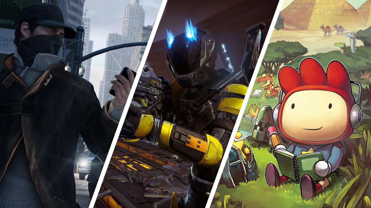 Gamekings Aflevering 30 met de Vooruitblik op 2014