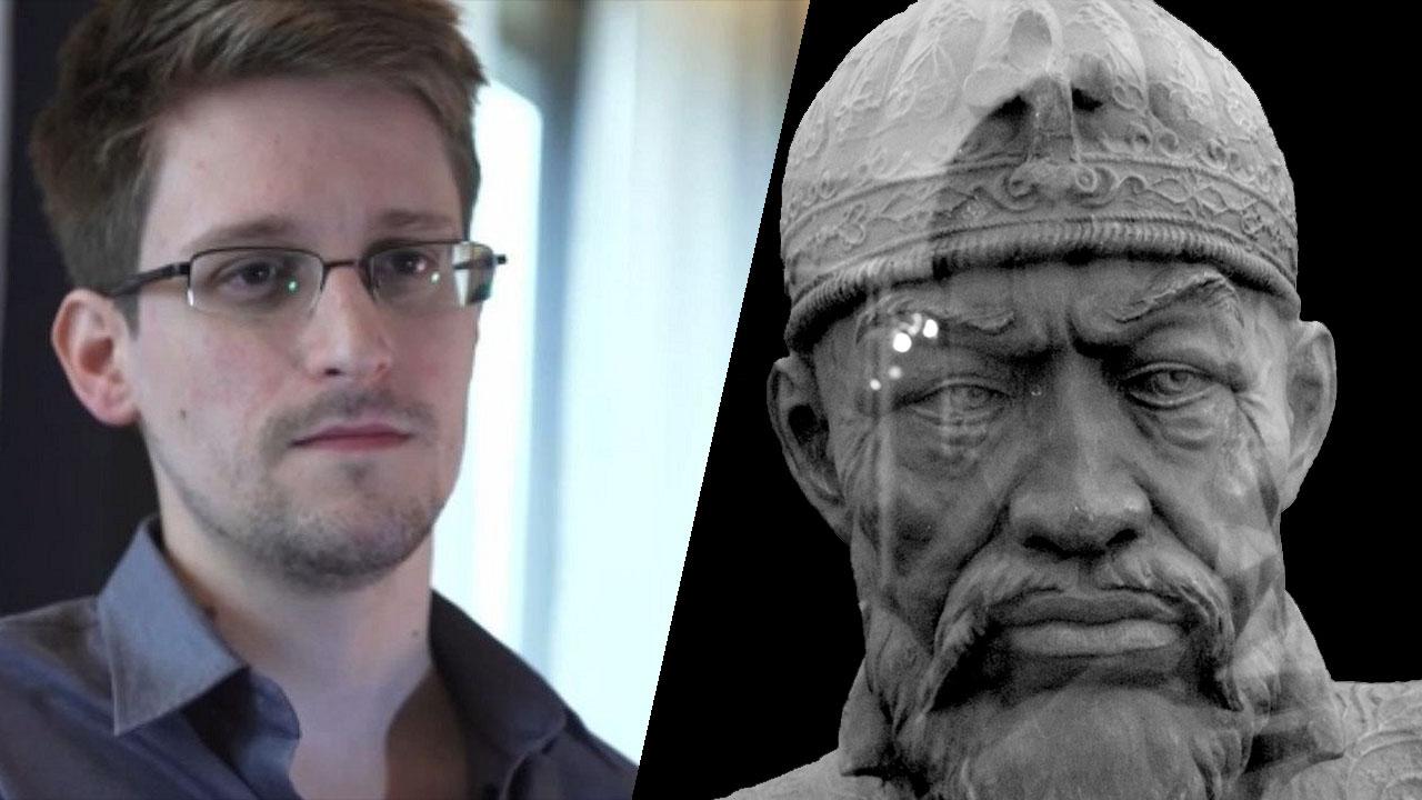 Conspiracykings over Snowden en Timur