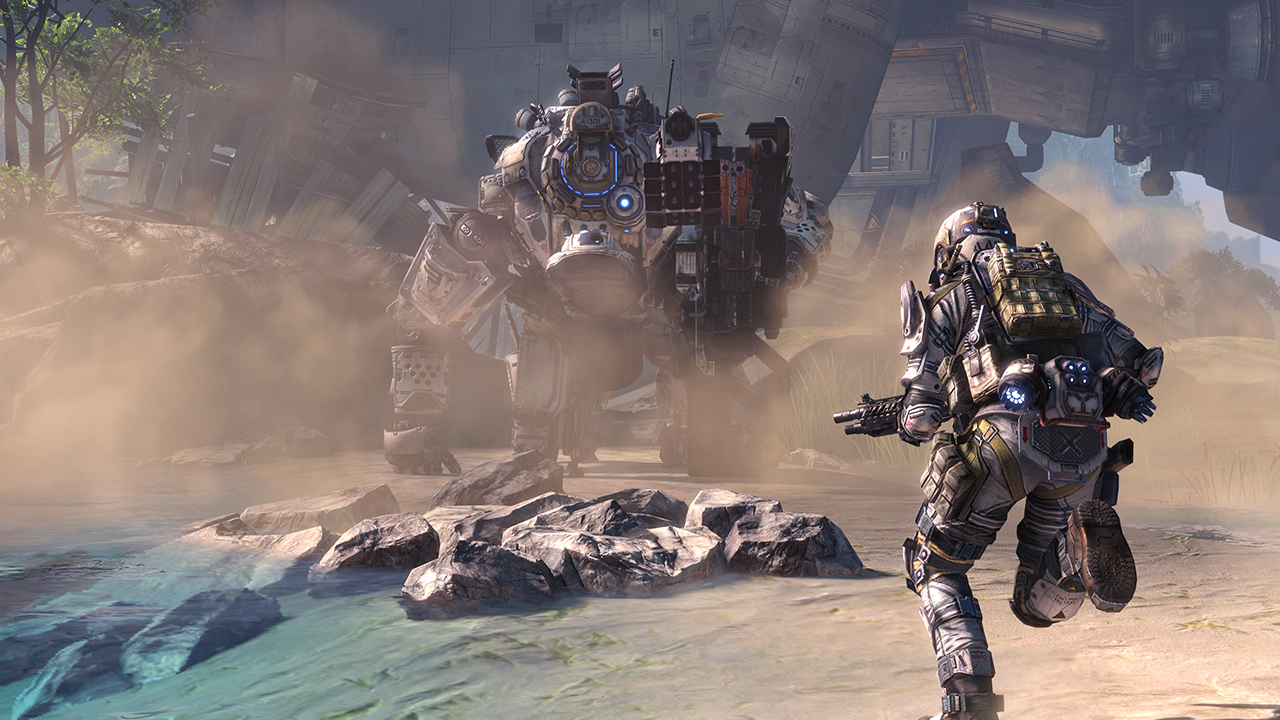 Titanfall beta hands-on