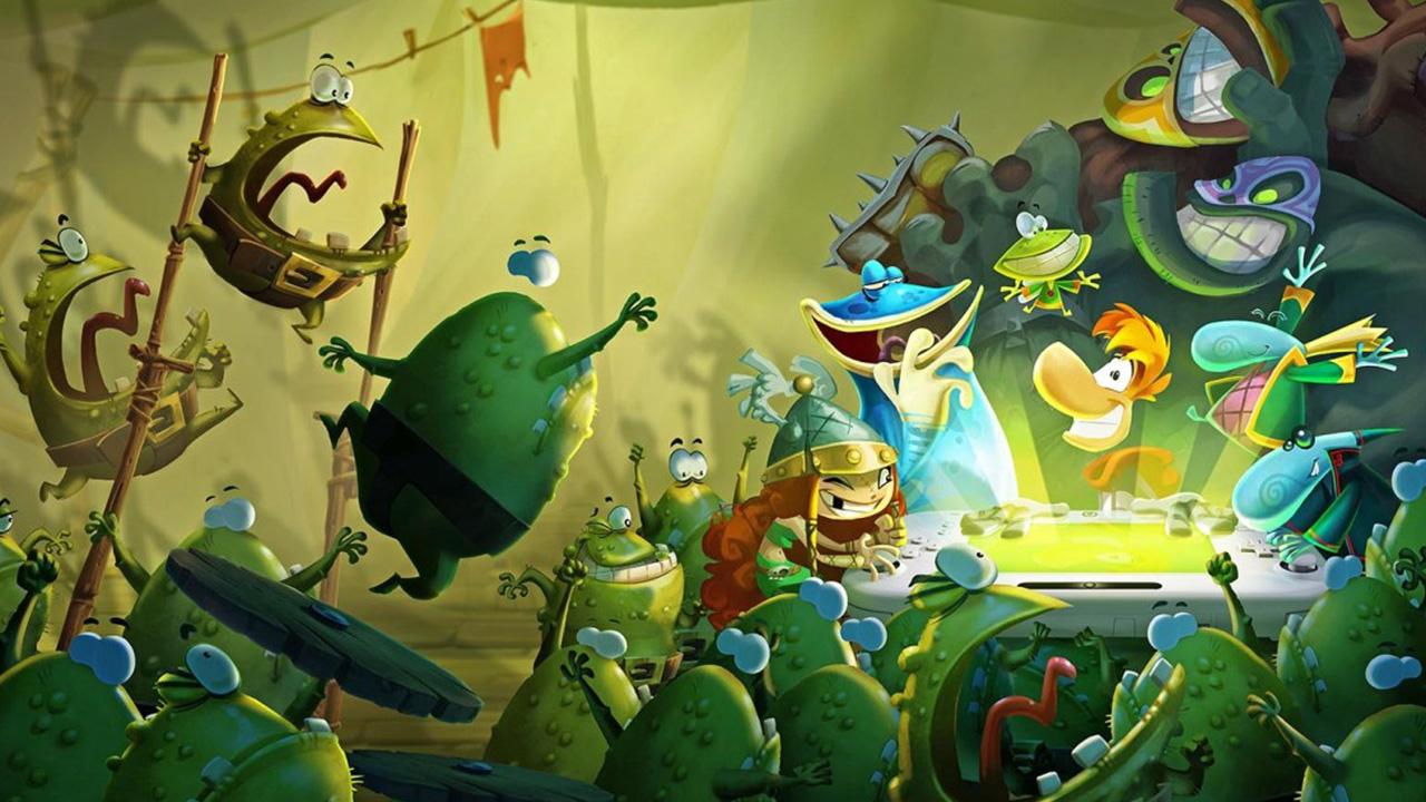 Rayman Legends Next-Gen Review