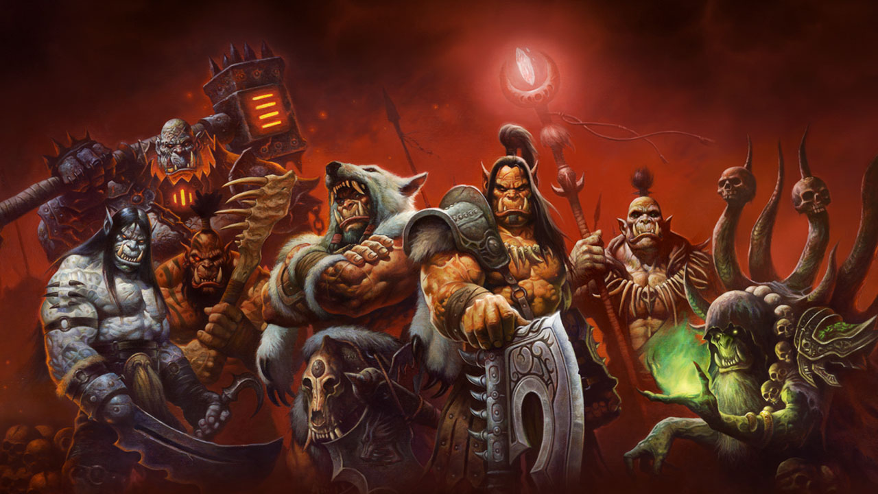World of Warcraft update met Warlords of Draenor