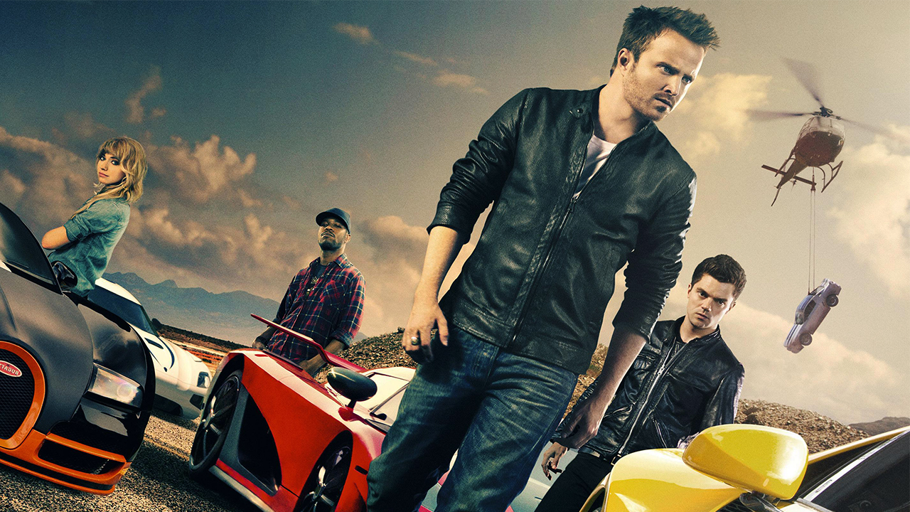 Filmkings met The Maze Runner en Need for Speed
