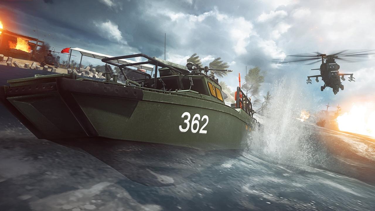Battlefield 4: Naval Strike Review