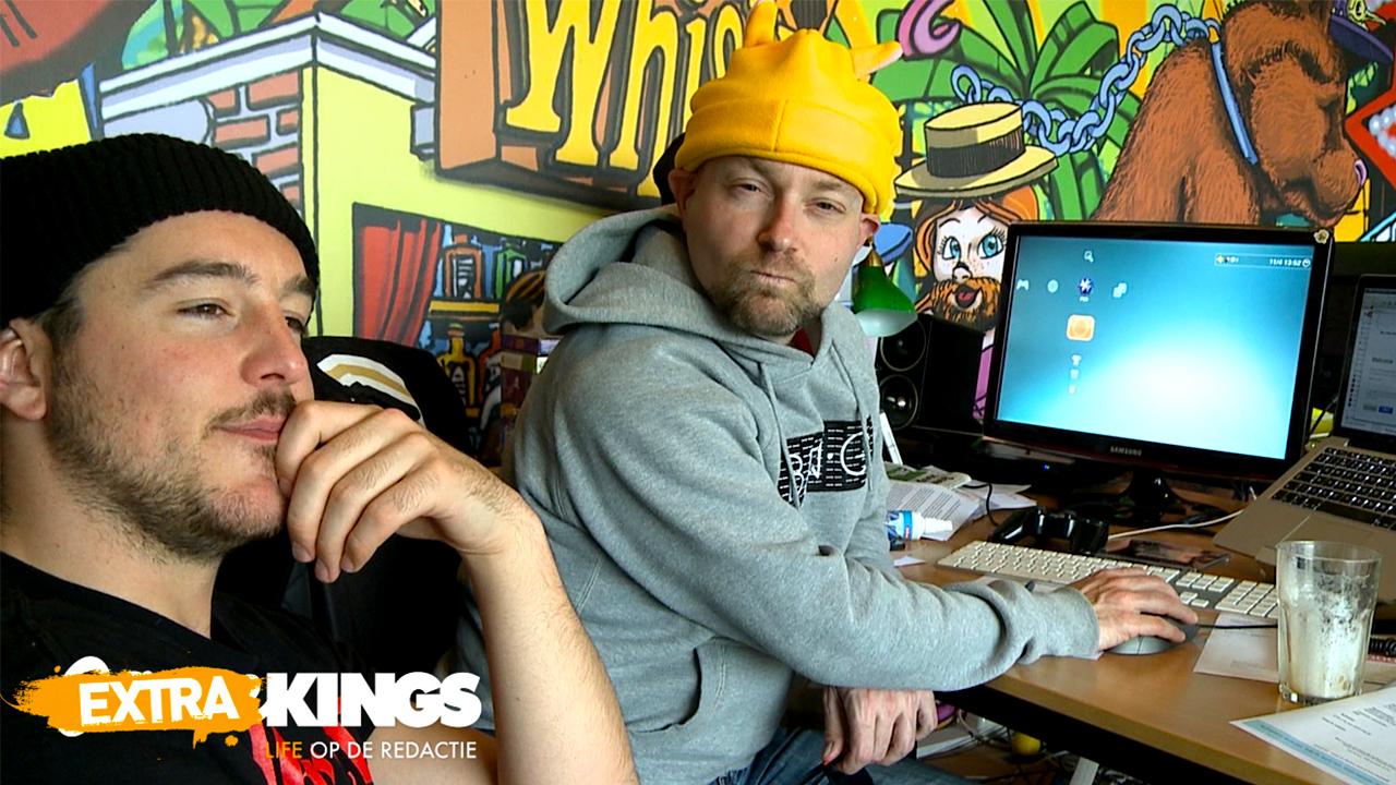 Gamekings Extra: Boris en Jelle over de Gruffalo en de E3