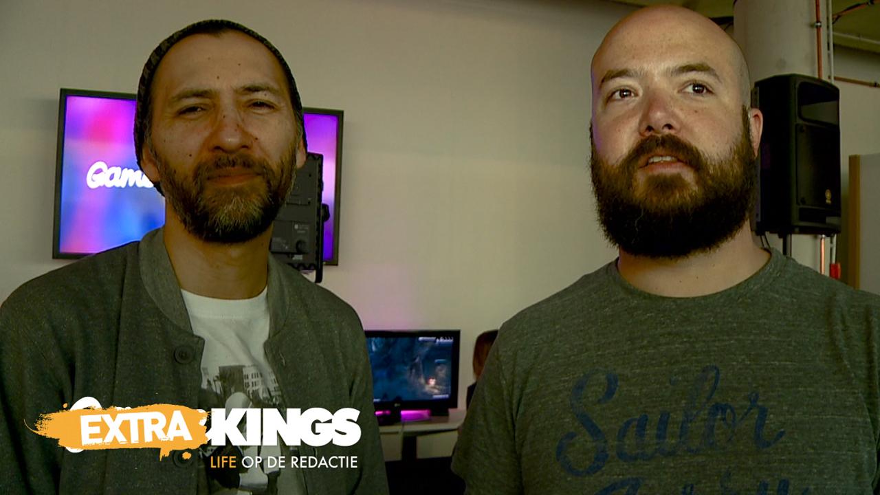 Gamekings Extra: Skate komt langs bij Gamekings Studio