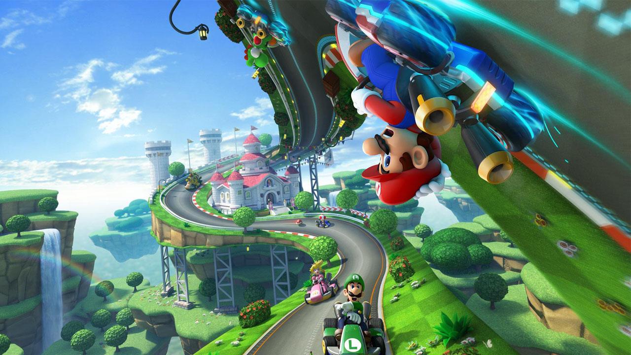 Mario Kart 8 Preview