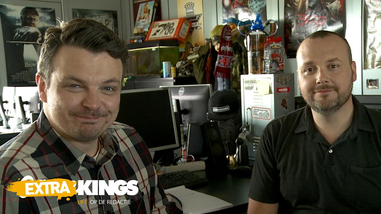 Gamekings Extra: Vasco en Melle adviseren Dennis over tablets