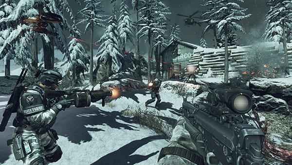 Gamekings speelt Call of Duty: Ghosts en Battlefield 4