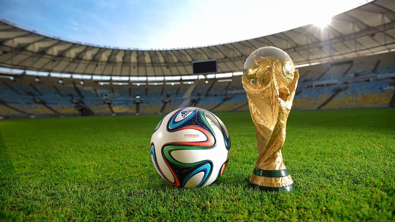 Gamekings speelt 2014 FIFA World Cup Brazil en Stick It To The Man
