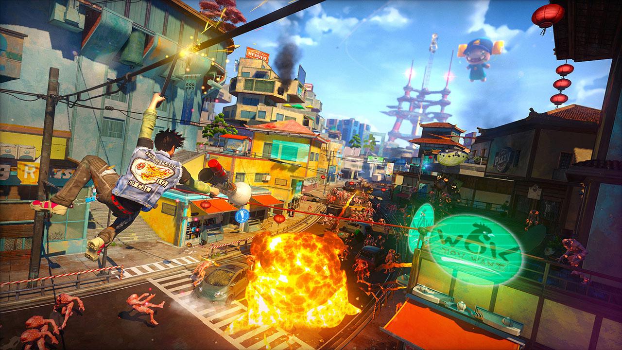 EvdwV met Sunset Overdrive en E3 2014