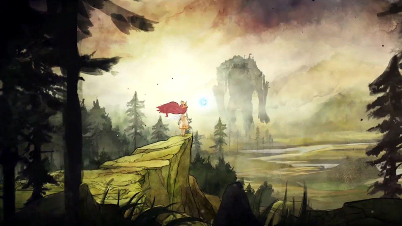 Gamekings speelt GTA Online en Child of Light