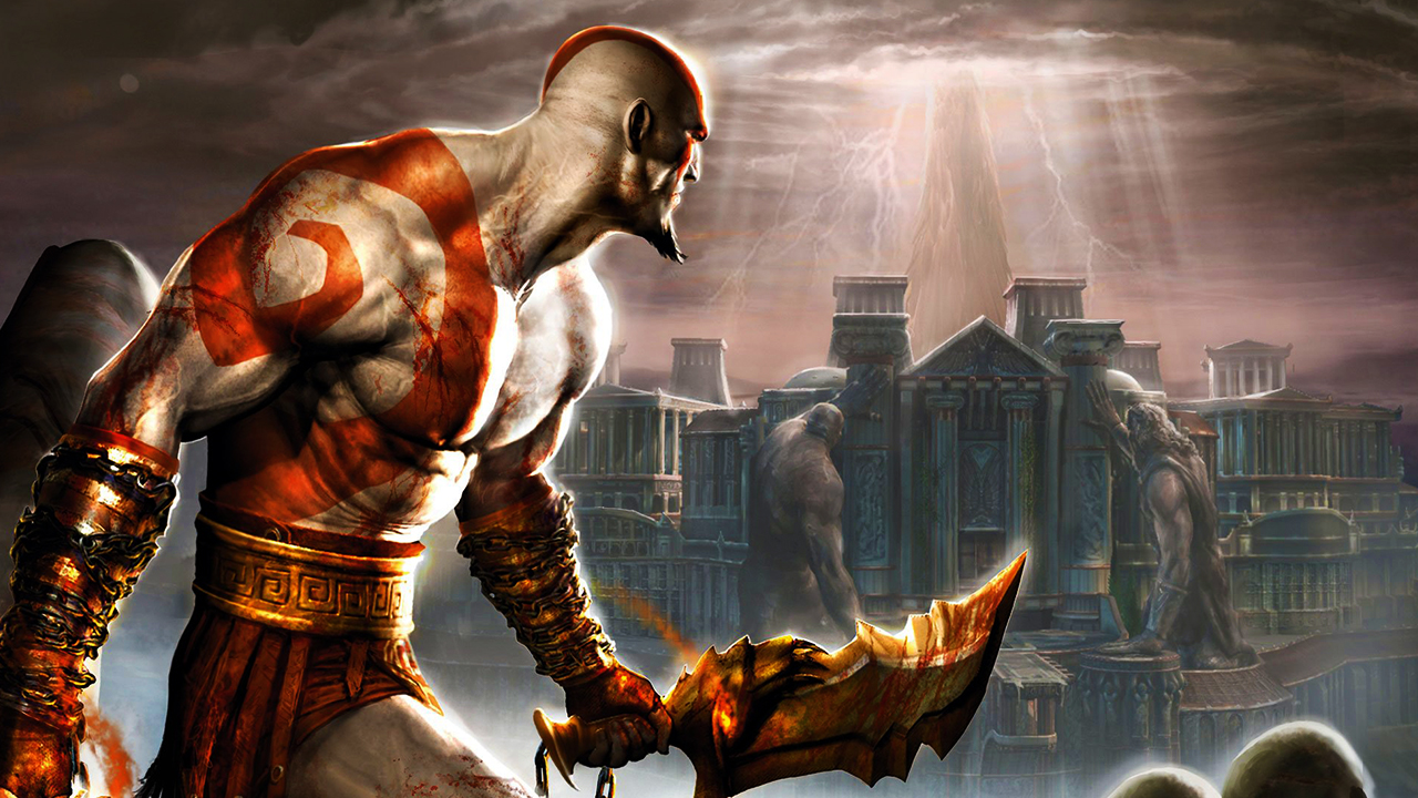 God of War PS Vita Collection Review