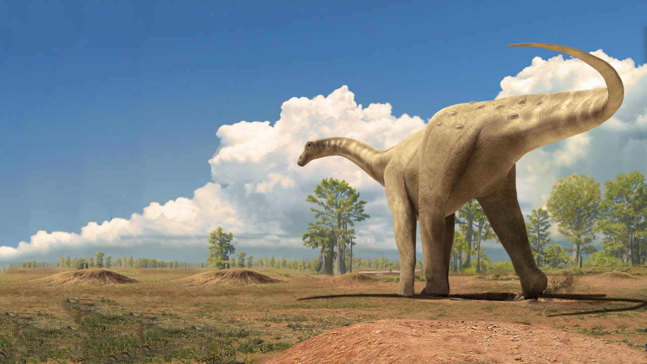 Techkings over Twitch en de Titanosaurus