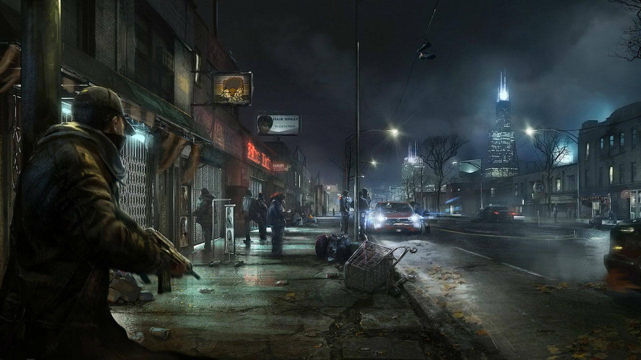 Gamekings speelt Watch Dogs