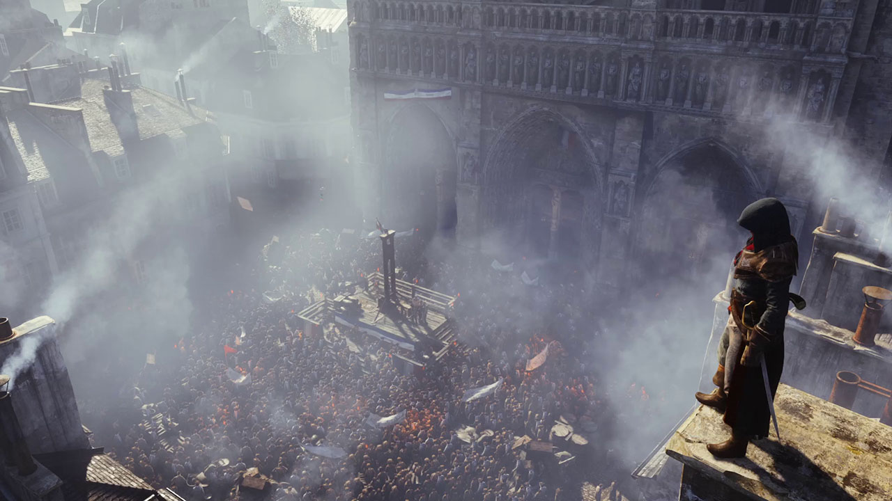 Preview E3 2014: Assassin's Creed: Unity
