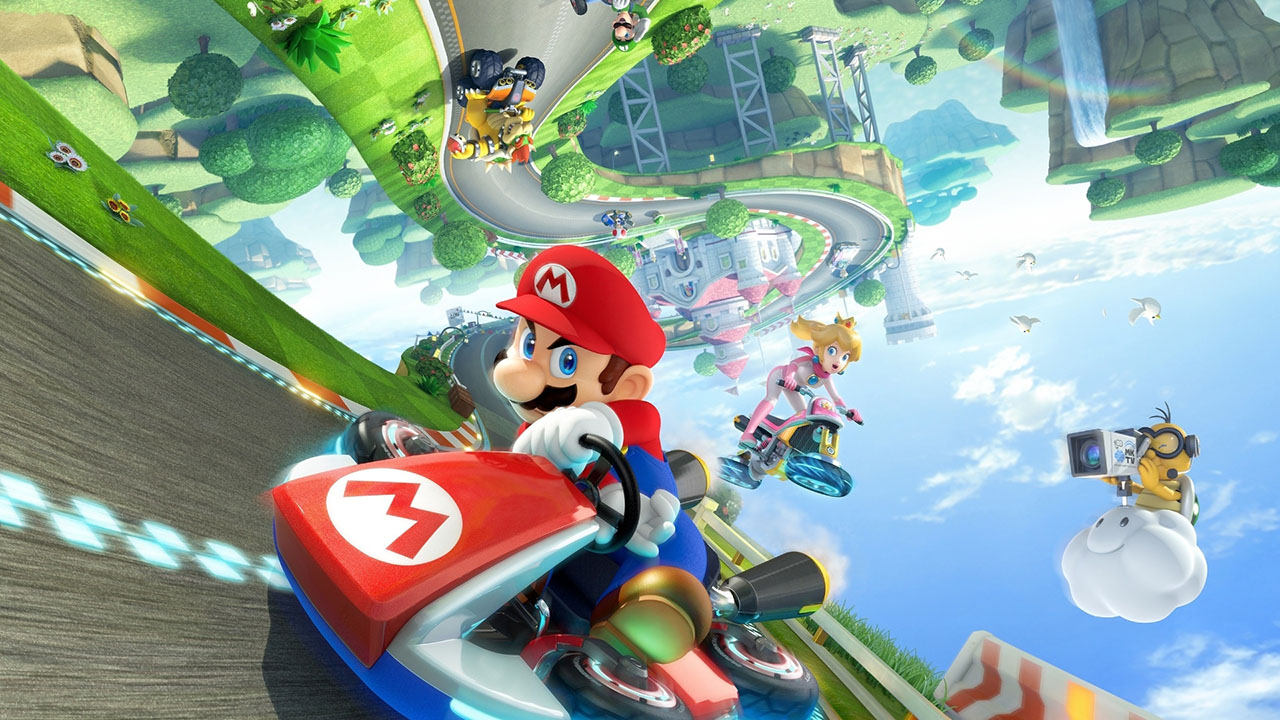 Gamekings speelt Mario Kart 8 en Minecraft PlayStation 3 Edition
